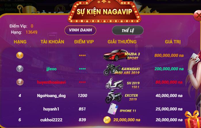 Hình ảnh na ga vip ios in Tải game Nagavip Club/Manvip.club về máy tính mới nhất