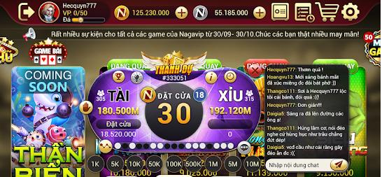 Hình ảnh nagavipclub com apk in Tải game Nagavip Club/Manvip.club về máy tính mới nhất