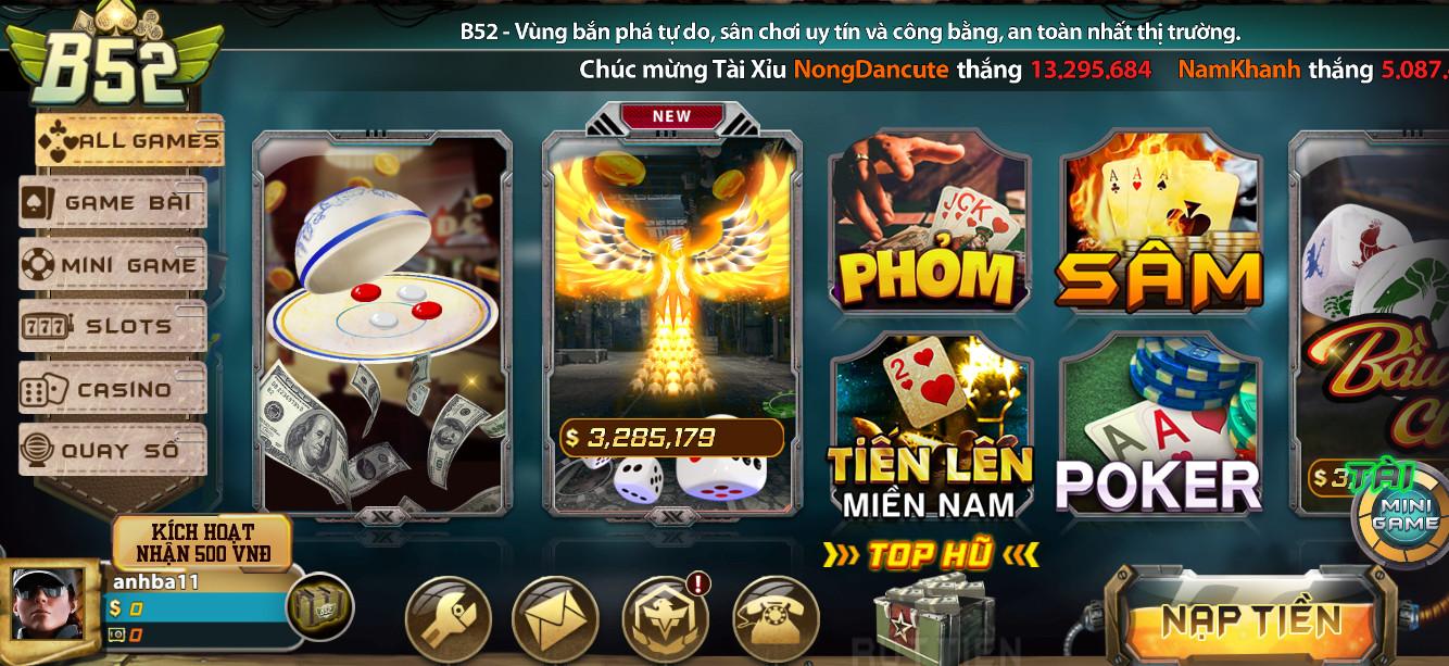 Hình ảnh b52club apk in Link taib52.club apk / ios / pc - B52club bắn súng đổi thưởng