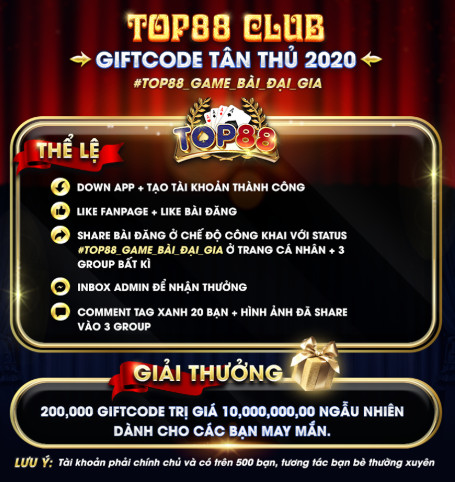 Hình ảnh top88club apk in Tải top88.win apk / ios - Tái hiện Top88 đổi thưởng huyền thoại