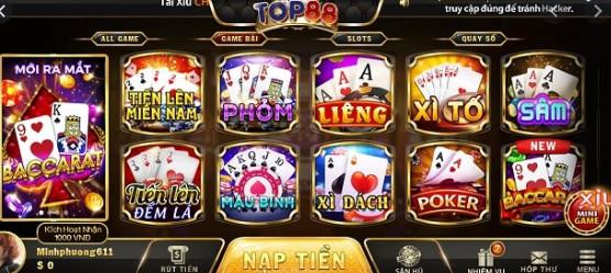 Hình ảnh top88club ios in Tải top88.win apk / ios - Tái hiện Top88 đổi thưởng huyền thoại